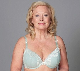 Shirley Belle for Bra size feature