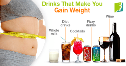 drinks-that-make-you-gain-weight